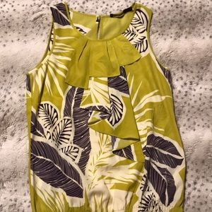 Women's New Limited Sleeveless Blouse Size XS
